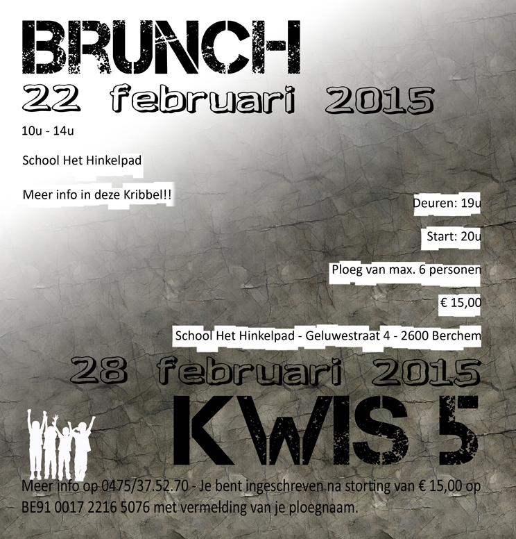 Brunch en Kwis 5